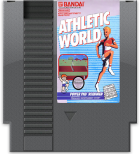 Athletic World [5 Screw]