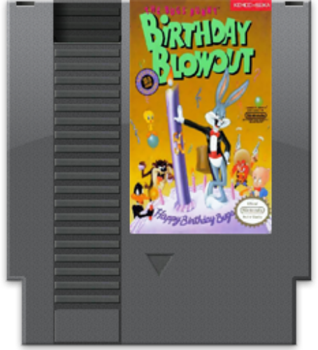 Bugs Bunny Birthday Blowout