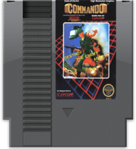 Commando [5 Screw]