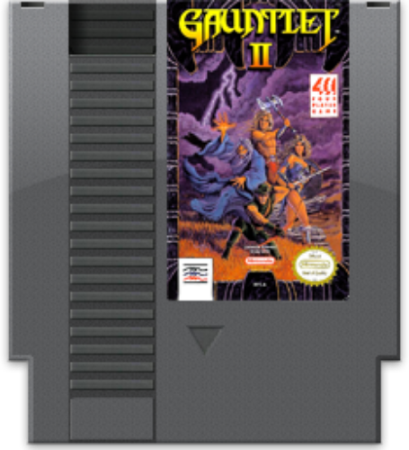 Gauntlet II [Gray Cart]