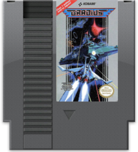 Gradius [5 Screw]