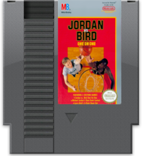 Jordan vs Bird One on One