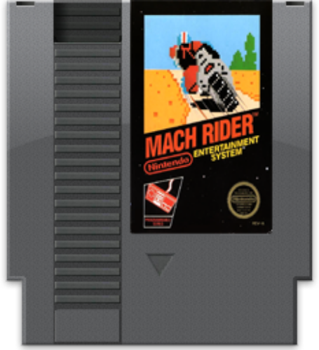 Mach Rider [5 Screw]