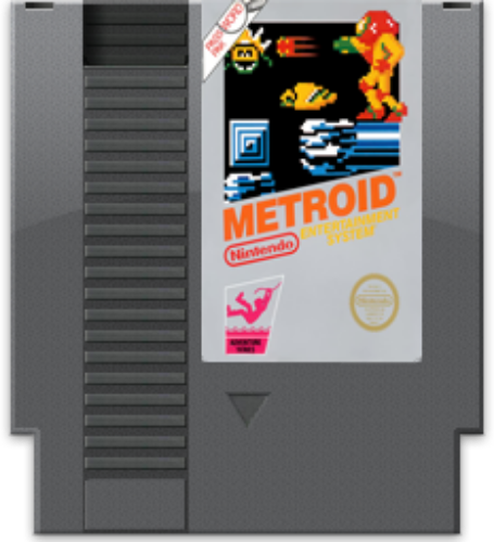 Metroid [Yellow Label]