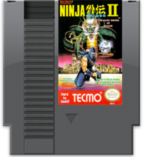 Ninja Gaiden II The Dark Sword of Chaos
