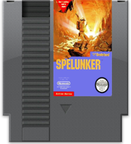 Spelunker [5 Screw]