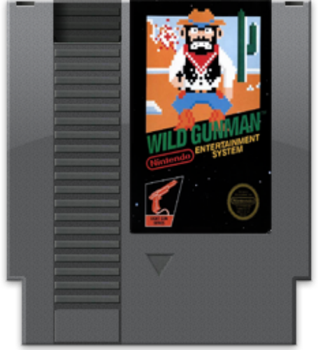 Wild Gunman [5 Screw]