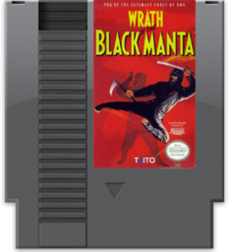 Wrath of the Black Manta