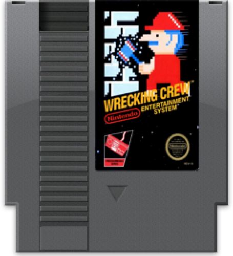 Wrecking Crew [5 Screw]