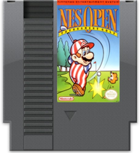 NES Open Tournament Golf